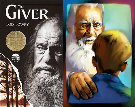 the giver by lois lowry essay Free essay: the giver plot summary the story is about a boy named jonas jonas lives in a community where everything is perfect, everything is the same and.